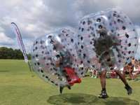 KnockerBall Bubble Soccer Continues Massive Expansion in Texas