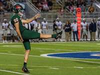 The Woodlands punter named to Whataburger Super Team