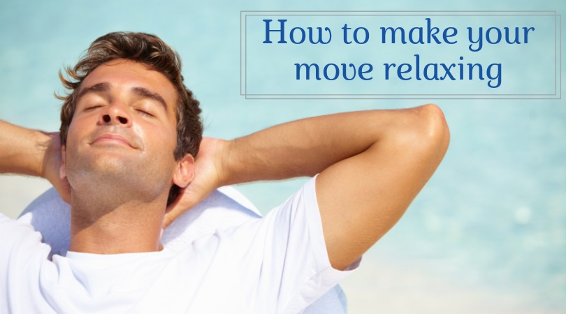 Top 5 tips on how to stay sane during a move!