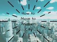 How to Move to Another City