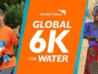 Amazing Spaces to Participate in Global 6K Walk for Water