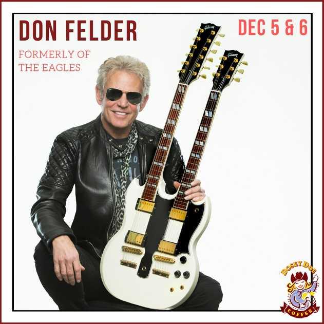 Big Show Announcement - Don Felder