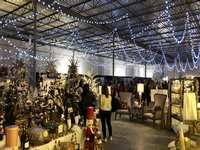 Winter Wonderland Holiday Market in The Woodlands at Right Next Door Designs