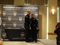 Sheriff's Office promotes and honors members of Montgomery County law enforcement