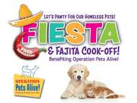 Pet lovers to party and help homeless pets at OPA's first annual Fiesta and Fajita Cook-off