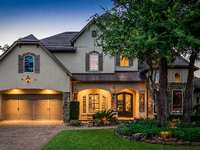 Just Listed: A quiet enclave of the Player Golf course in The Woodlands