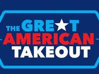 The Great American Take-Out Day Urges Patrons to Support Their Local Restaurants