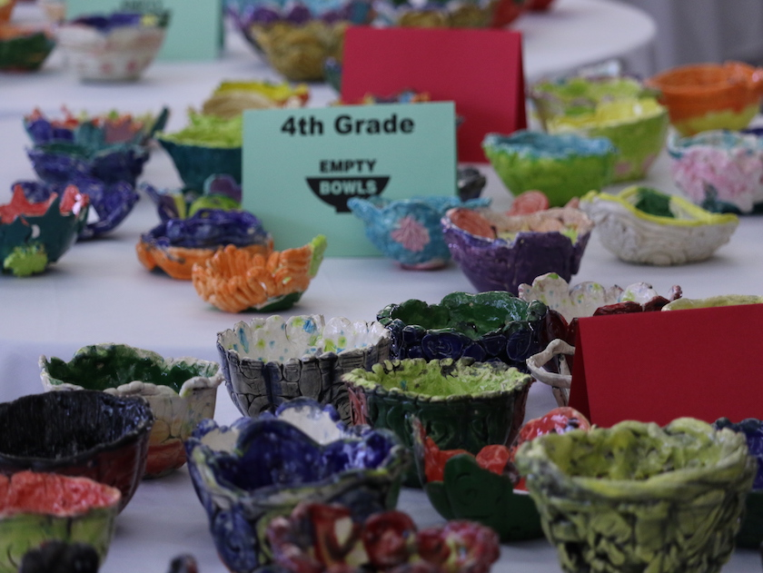 The John Cooper School surpasses $100,00 raised with 14th annual Empty Bowls