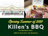 Killen's Barbecue Coming to The Woodlands