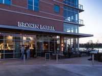 The Woodlands Broken Barrel Tapas restaurant in Hughes Landing permanently closed