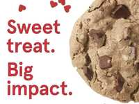 One Chick-fil-A Chocolate Chunk Cookie Provides Three Meals for Hunger Relief Across Houston
