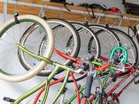 How To Store Bikes In The Garage To Create More Space