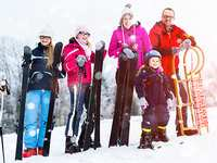 Tooth Protection and Winter Sports