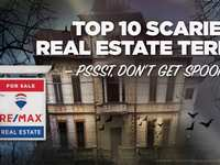 Top 10 SCARIEST Real Estate Terms — Pssst, Don't Get Spooked!