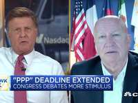 ICYMI: Brady on Squawk Box Discussing Reopening Economy, Return-to-Work Bonus