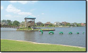 Woodlands Texas Southshore Park