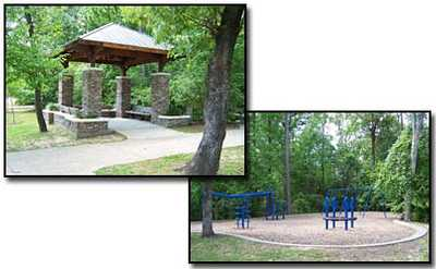 Woodlands Texas Chandler Creek Park