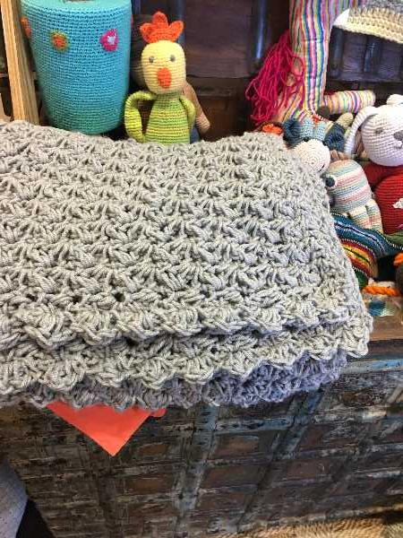Crocheted Handmade Baby Blankets The Woodlands Texas Homemade