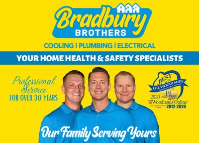 Bradbury Brothers Cooling Plumbing Electrical The Woodlands