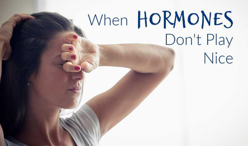 Hormones, Health, and Fatigue Seminar - Tue September 10, 2019 - The
