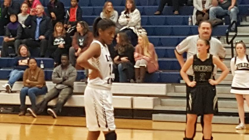 Girls HS Basketball Player of the Game: College Park vs Conroe - January 27th, 2017