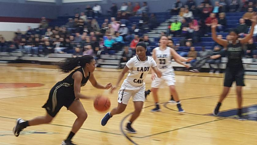 Girls HS Basketball Highlights: College Park vs Conroe - January 27th, 2017