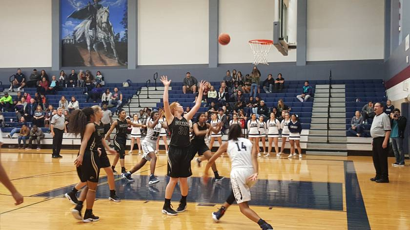 Girls HS Basketball: College Park vs Conroe - January 27th, 2017