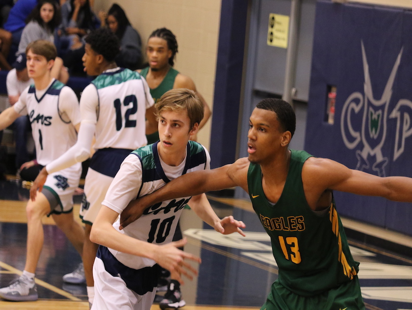 HS Basketball: College Park vs Klein Forest - 1/18/19