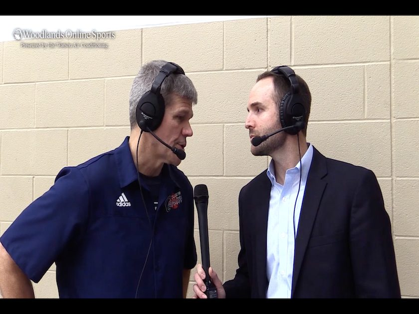 HS Basketball Interview: College Park Coach McNeely  - 1/18/19