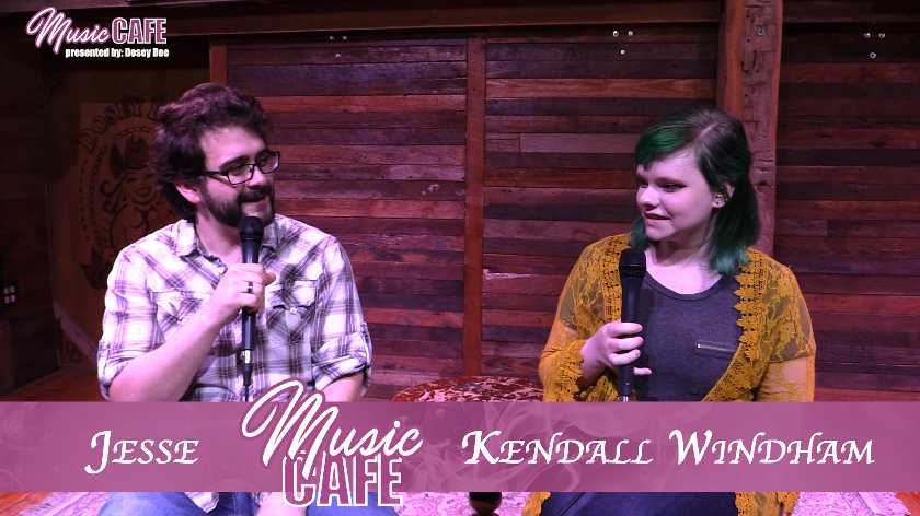 Music Cafe - 015 - Kendall Windham