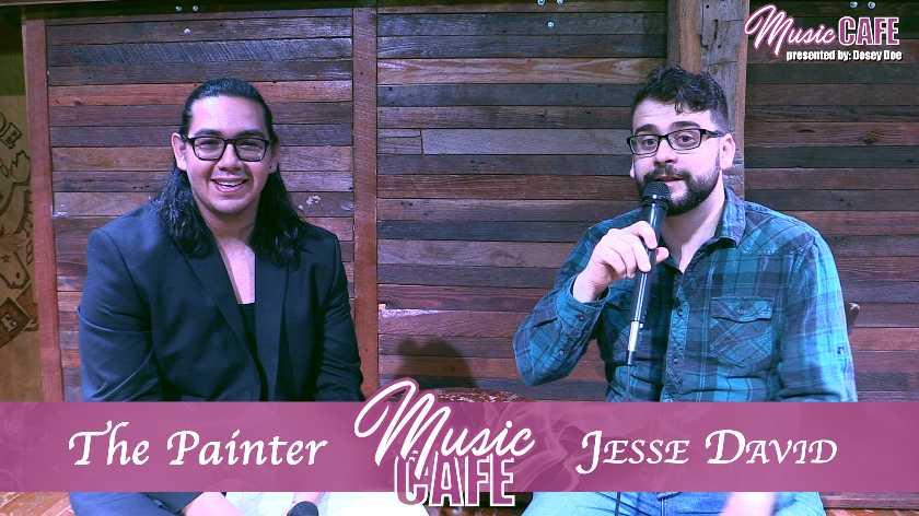 Music Cafe - 019 - The Painter