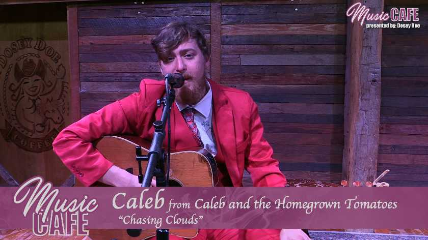 Music Cafe - 033 - Caleb and The Homegrown Tomatoes