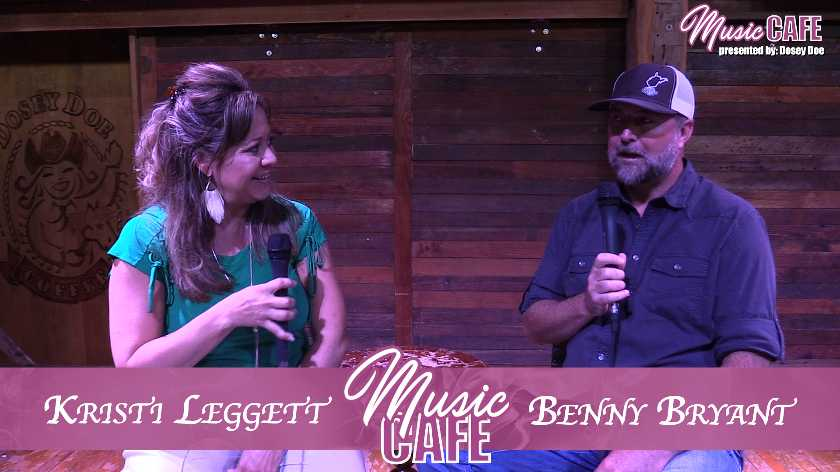 Music Cafe - 035 - Benny Bryant