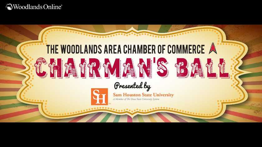 The Woodlands Area Chamber of Commerce Chairman's Ball - 2019