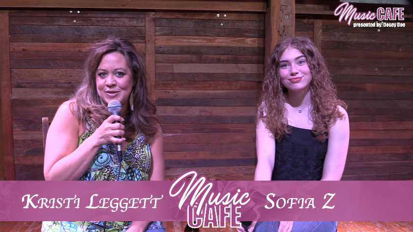 Music Cafe - 036 - Sofia Z