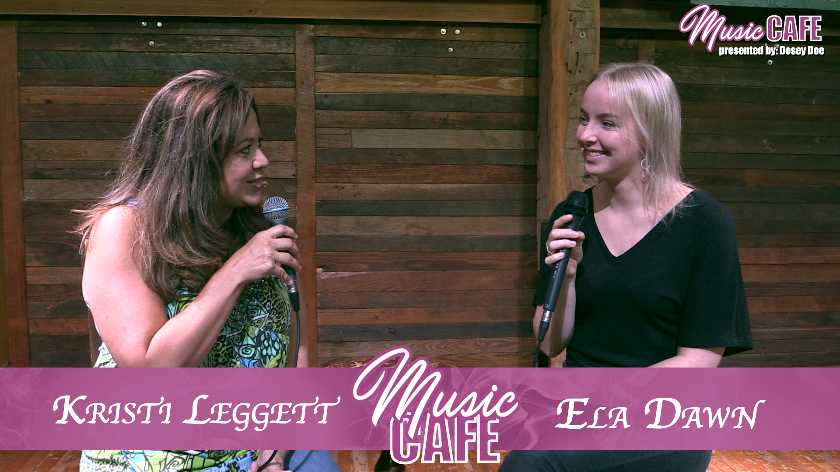 Music Cafe - 037 - Ela Dawn
