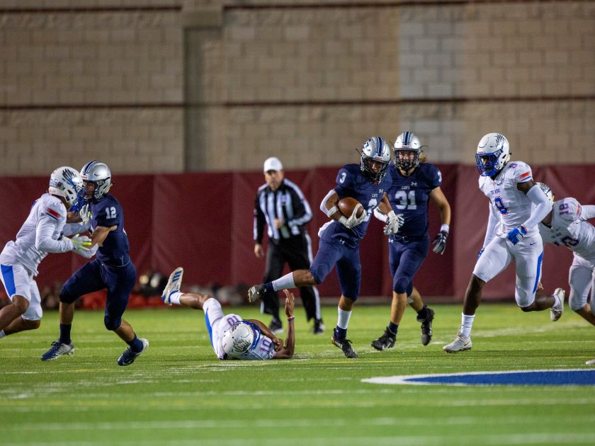 HS Football On-Demand: College Park vs Oak Ridge - 10/11/19