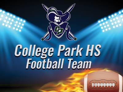 HS Football Halftime Performance: College Park HS - 11/01/19