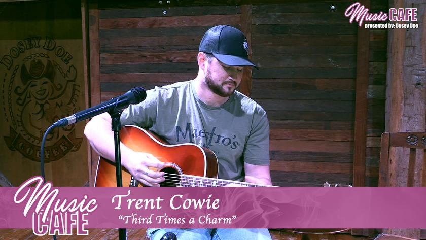 Music Cafe - 039 - Trent Cowie