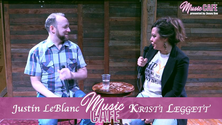 Music Cafe - 040 - Justin LeBlanc