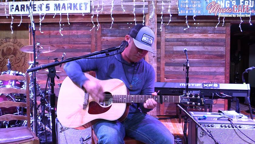 Music Cafe - 041 - Cody Hibbard