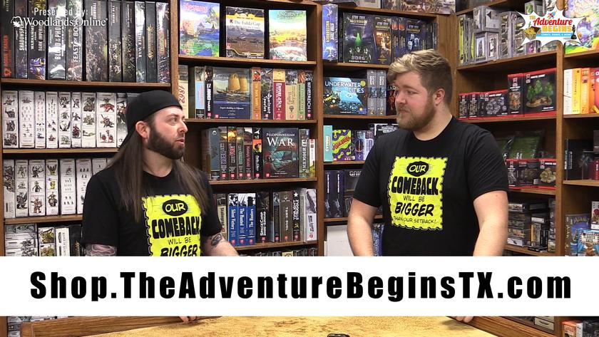 068 - The Adventure Begins Show