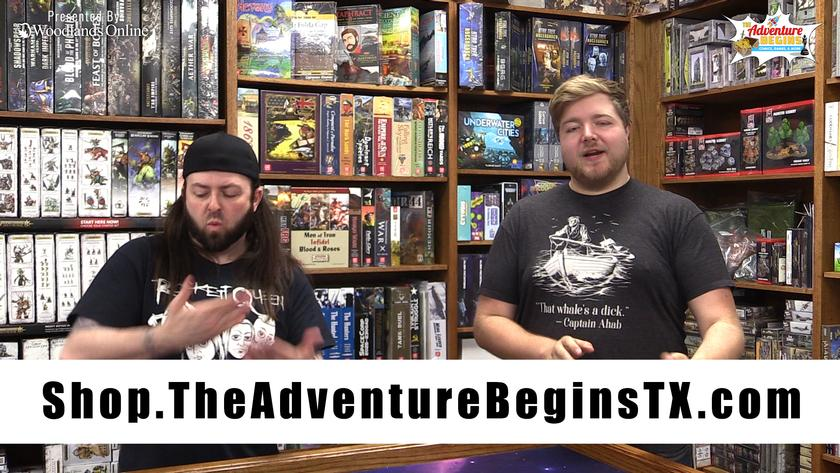 071 - The Adventure Begins Show