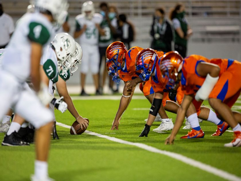 High School Football On-Demand: Grand Oaks vs Kingwood Park - 10/9/20