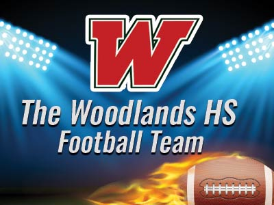 HS Football Halftime Interview: The Woodlands vs Hightower - 10/16/20