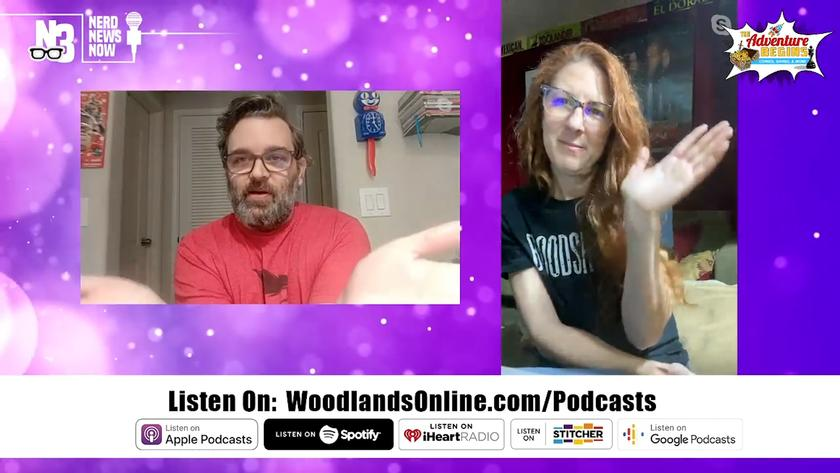 Nerd News Now - 117 - 12/28/20 - End of 2020